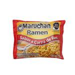Sopa Instantánea Carne De Res MARUCHAN     Paquete 85 Gr