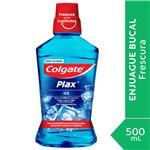Enjuague Bucal COLGATE Plax Ice Botella 500 Ml
