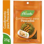 Condimento P/Pescad ALICANTE Sob 25 Grm