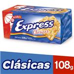 Galletitas . Express Paq 108 Grm