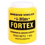 Cola Sintetica 1kgr Fortex . . .