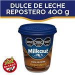 Dulce De Leche MILKAUT Repostero Pote 400 Gr