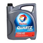 Aceite TOTAL Quartz 7000 10w40- 4 Litros