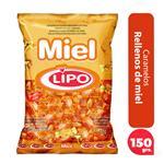 Caramelos Lipo Miel Rellenos Bol 150 Grm