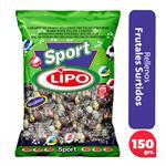 Caramelos Sport Lipo Bsa 150 Grm