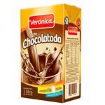 Leche Chocolatada Verónica Ttb 1 L