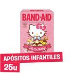 Apositos BAND AID Hello Kitty Cja 25 Uni