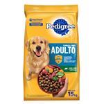 Alimento Adultos PEDIGREE 15 Kg Carne Y Vegetales