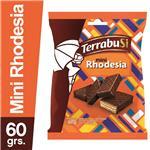 Oblea Rellena Rhodesia Mini Paq 60 Grm