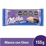 Chocolate Paradise Blanc MILKA Tab 155 Grm