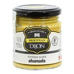 Mostaza BRENNAN´S Dijon Suave Ahumada Frasco 180 Gr