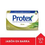 Jabón En Barra Protex Aloe 125g