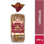 Pan Integral Cereal Bimbo Paq 600 Grm