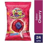 Chupetin Mr.Pops Chicle Globo Cereza Bol 480 Grm