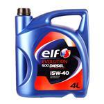 Aceite Evol 500 15w40 Diesel 4lt