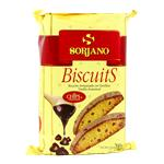 Biscuits Chocolate Soriano Paq 200 Grm