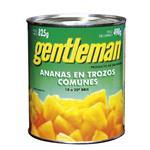Anana En Trozos Gentleman Lat 825 Grm