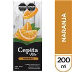 Jugo CEPITA DEL VALLE Naranja 200 Ml