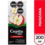 Jugo CEPITA DEL VALLE Manzana 200 Ml
