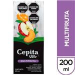 Jugo CEPITA DEL VALLE Multifruta 200 Ml