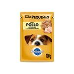 Alimento En Sobre Adultos PEDIGREE 100 Gr Pollo