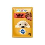 Alimento En Sobre Cachorros PEDIGREE 85 Gr Carne
