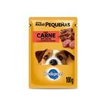 Alimento En Sobre Adultos PEDIGREE 100 Gr Carne