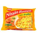 Sopa Nissin Ramen Pollo Paq 85 Grm