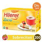 Edulcorante HILERET Zucra Caja Sobres X 200