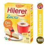 Edulcorante HILERET Zucra Caja Sobres X 100