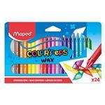 Crayones Maped 24 Unidades