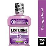 Enjuague Bucal LISTERINE Cuidado Total Botella 250 Ml