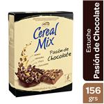 Barra De Cereal Cerealmix Pasion De Chocolate Est 156 Gr