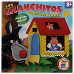 Juego De Mesa Los Chanchitos Constructores . . .
