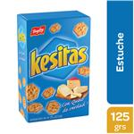 Snacks Rex KESITAS Queso Cja 125 Grm
