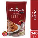 Salsa Filetto LA CAMPAGNOLA Lista Pouch 340 Gr
