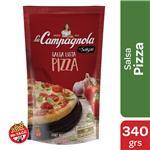 Salsa Para Pizza LA CAMPAGNOLA Lista Pouch 340 Gr