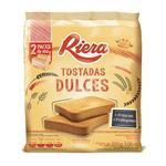 Tostadas Clasicas Dulce Riera Paq 200 Grm