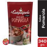 Salsa Pomarola LA CAMPAGNOLA Lista Pouch 340 Gr