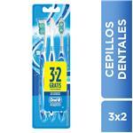 Cepillo Dental Complete 3x2 ORAL B Bli 3 Uni