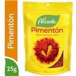 Pimenton Dulce ALICANTE Ga Sob 25 Grm