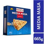 Pizza Mozzarella 1/2 Sibarita Cja 665 Grm