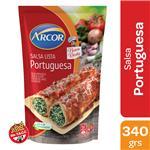 Salsa Portuguesa ARCOR Lista Pouch 340 Gr
