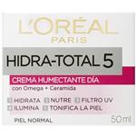 Crema LOREAL Humectantea Hidra Total 5 Pot 50 Grm