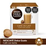 Nescafé® Dolce Gusto® Café Au Lait 16 Cápsulas