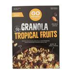 Granola Tropical Fruit Go Natural Cja 250 Grm