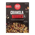 Granola Berries Go Natural Est 250 Grm