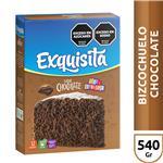 Polvo Para Bizcochuelo EXQUISITA Chocolate Caja 540 Gr