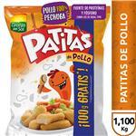 Patitas Pollo . Granja Del . 1100 Grm