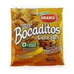 Bocadito De Cereal Rellenos De Ma GRANIX Bsa 180 Grm